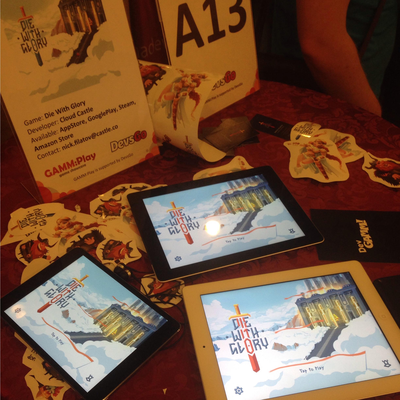 Приключения рыжего викинга на DevGAMM 2015 - Изображение 7