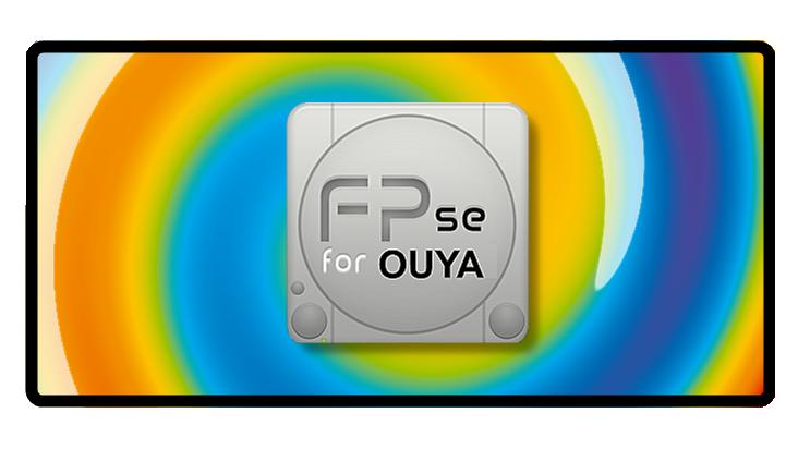 Обзор FPse for OUYA - Изображение 1