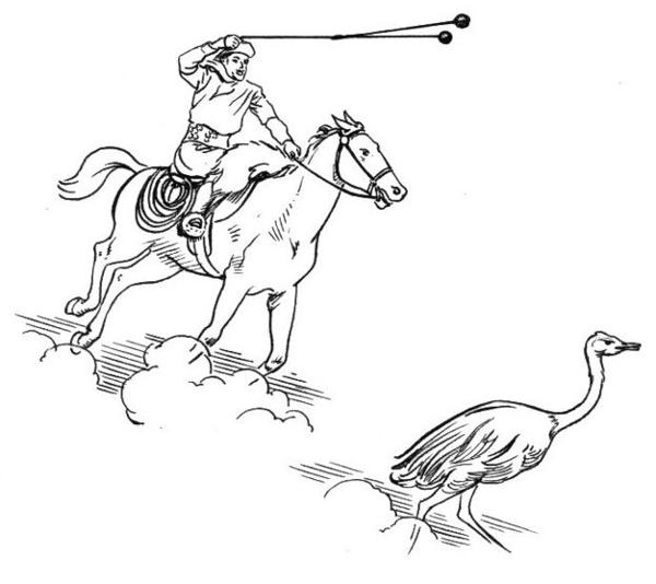 Гипотетическая охота на грифона   . - Изображение 6