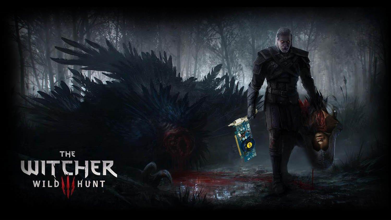The Witcher 3: Как приручить Грифона. - Изображение 1