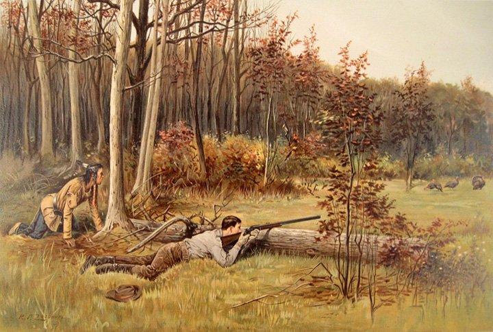 Способы охоты на грифоних. - Изображение 4