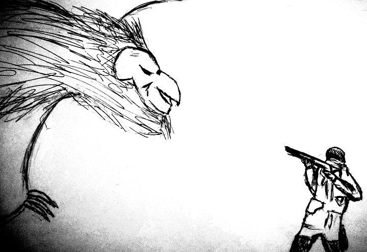 Охота на грифона - Изображение 2