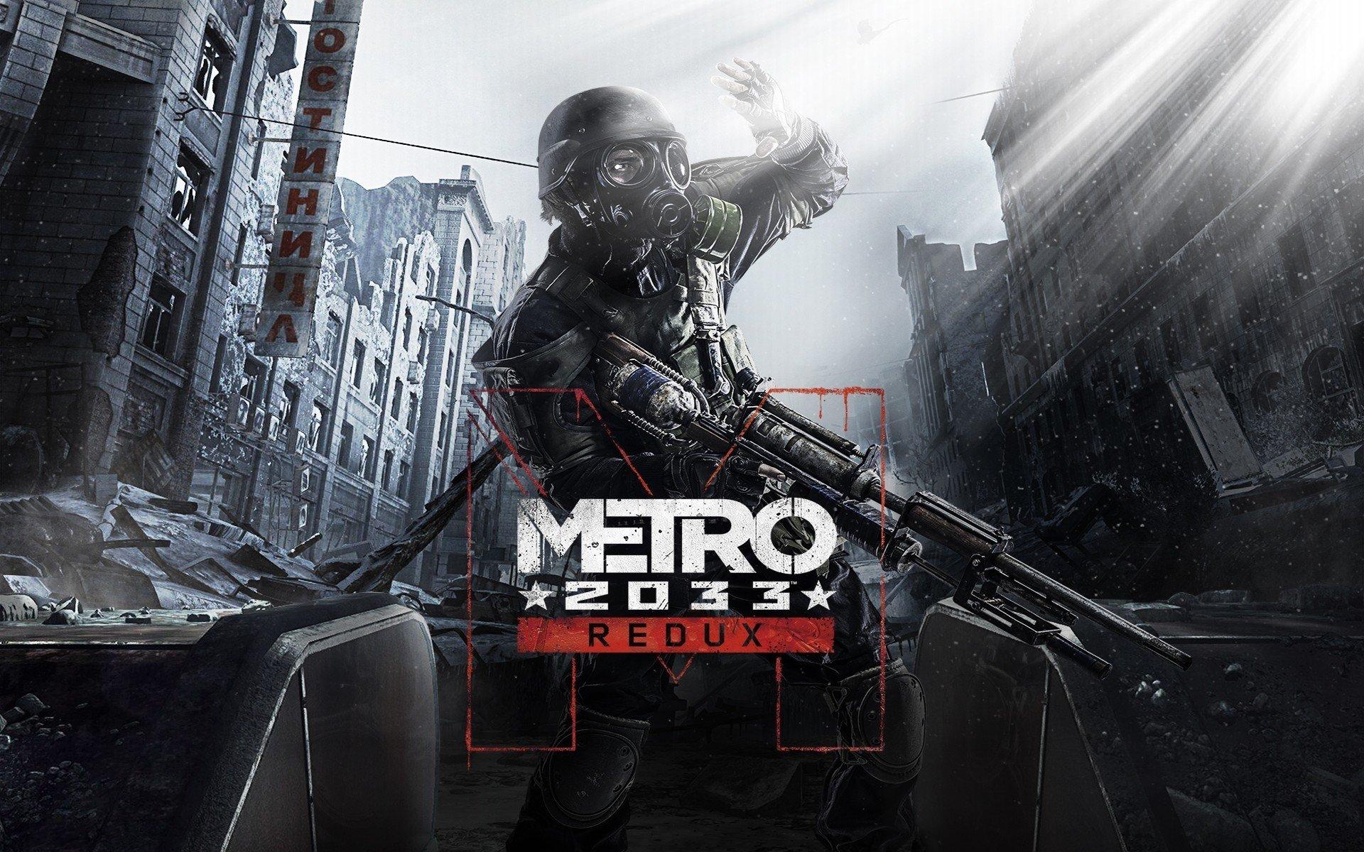 """Metro 2033 Redux - """"Это мир без завтрашнего дня"""" (с)  - Изображение 1"""