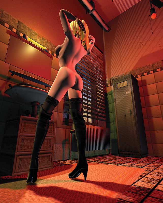 Psp erotic game