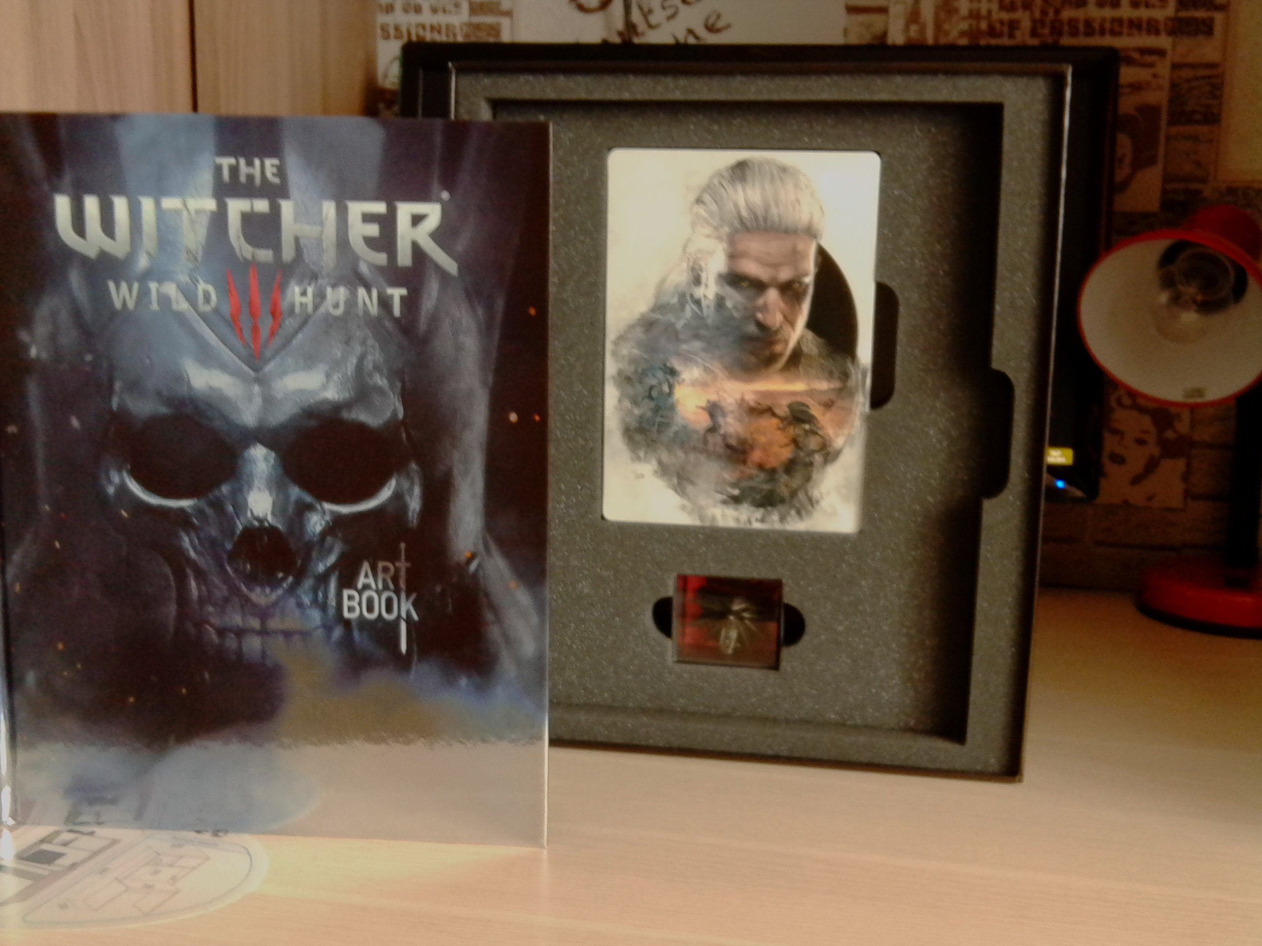 The Witcher 3: Wild Hunt. Распаковка коллекционного издания игры!     После долгого и томительного ожидания, сквозь  ... - Изображение 7