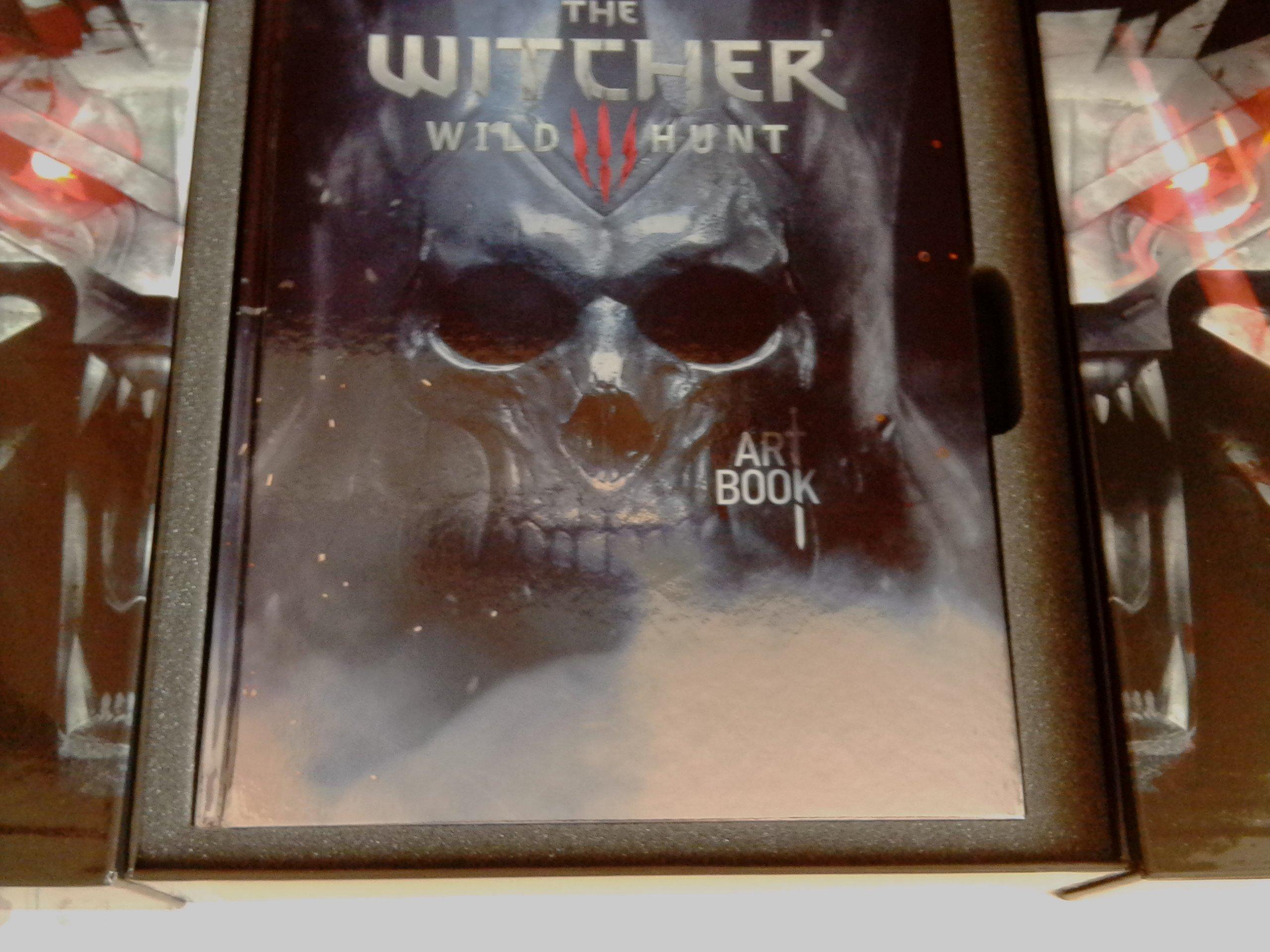 The Witcher 3: Wild Hunt. Распаковка коллекционного издания игры!     После долгого и томительного ожидания, сквозь  ... - Изображение 6