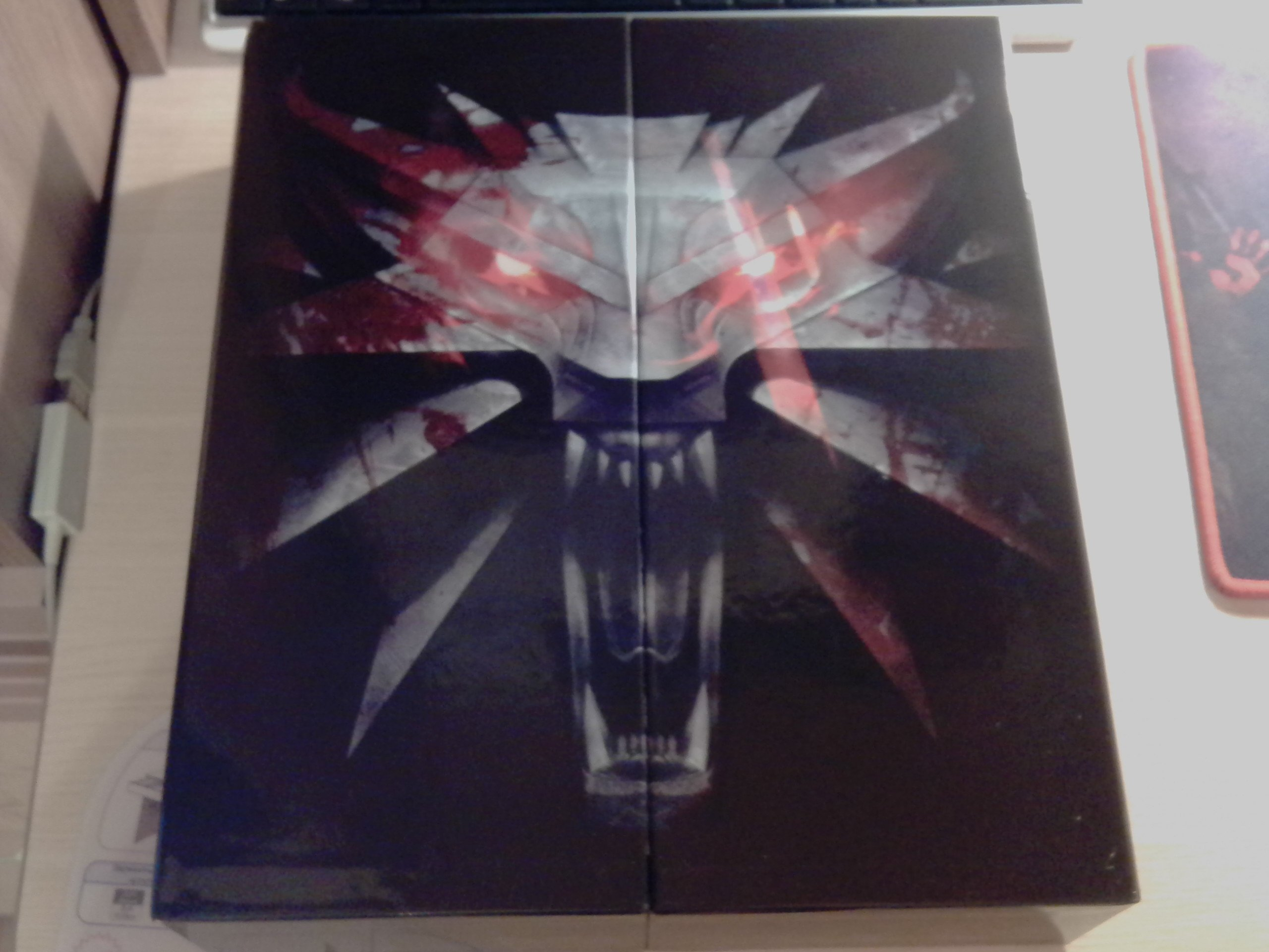 The Witcher 3: Wild Hunt. Распаковка коллекционного издания игры!     После долгого и томительного ожидания, сквозь  ... - Изображение 5