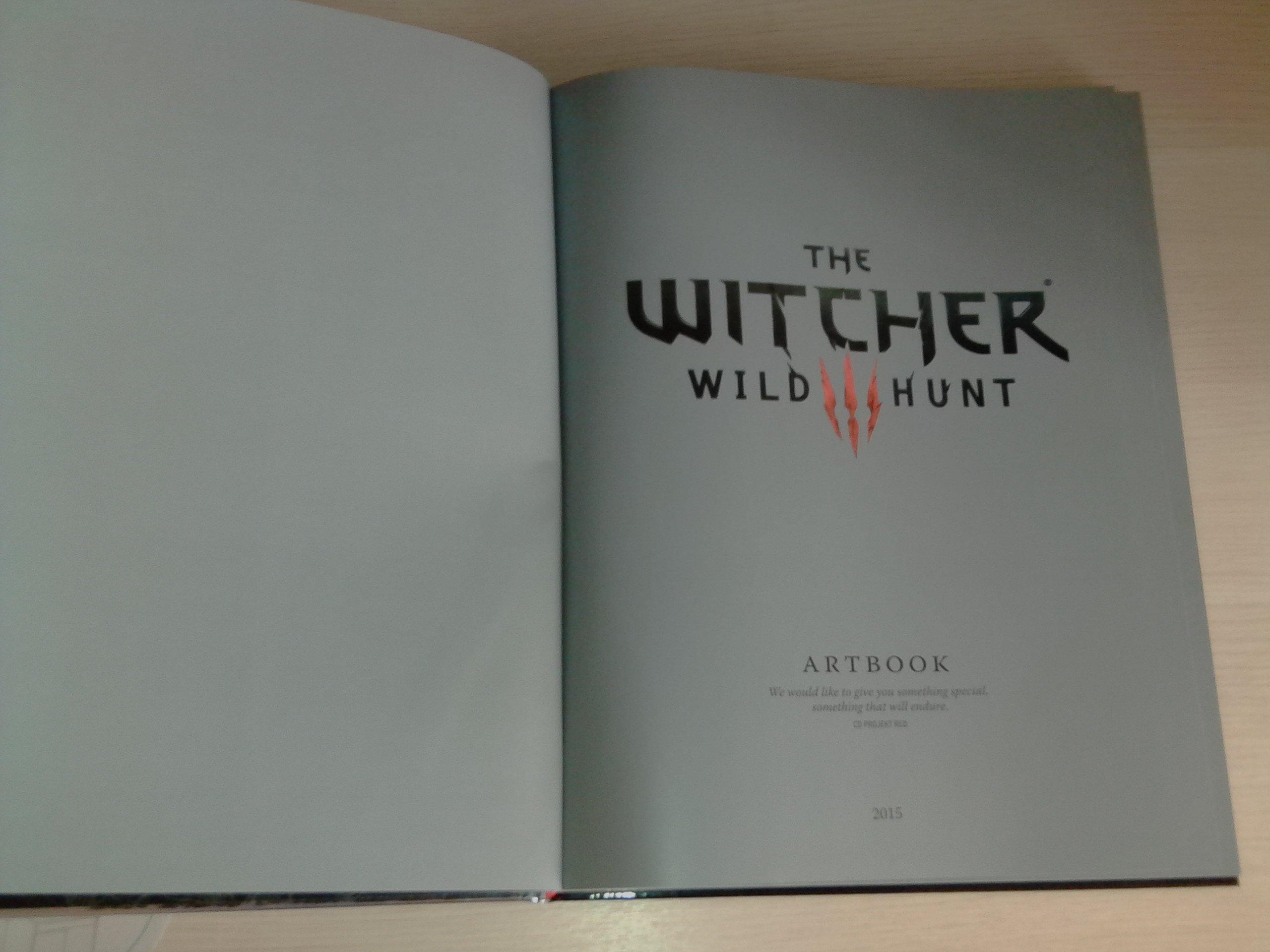 The Witcher 3: Wild Hunt. Распаковка коллекционного издания игры!     После долгого и томительного ожидания, сквозь  ... - Изображение 8