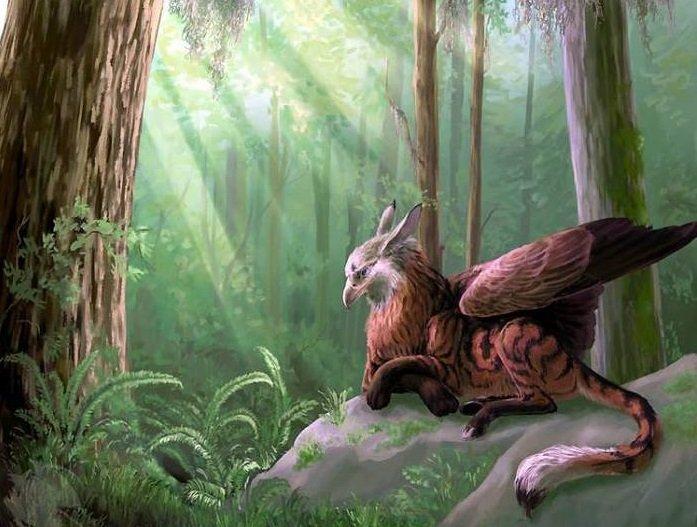 Охота на Грифона в месте его гнездовья.  - Изображение 2