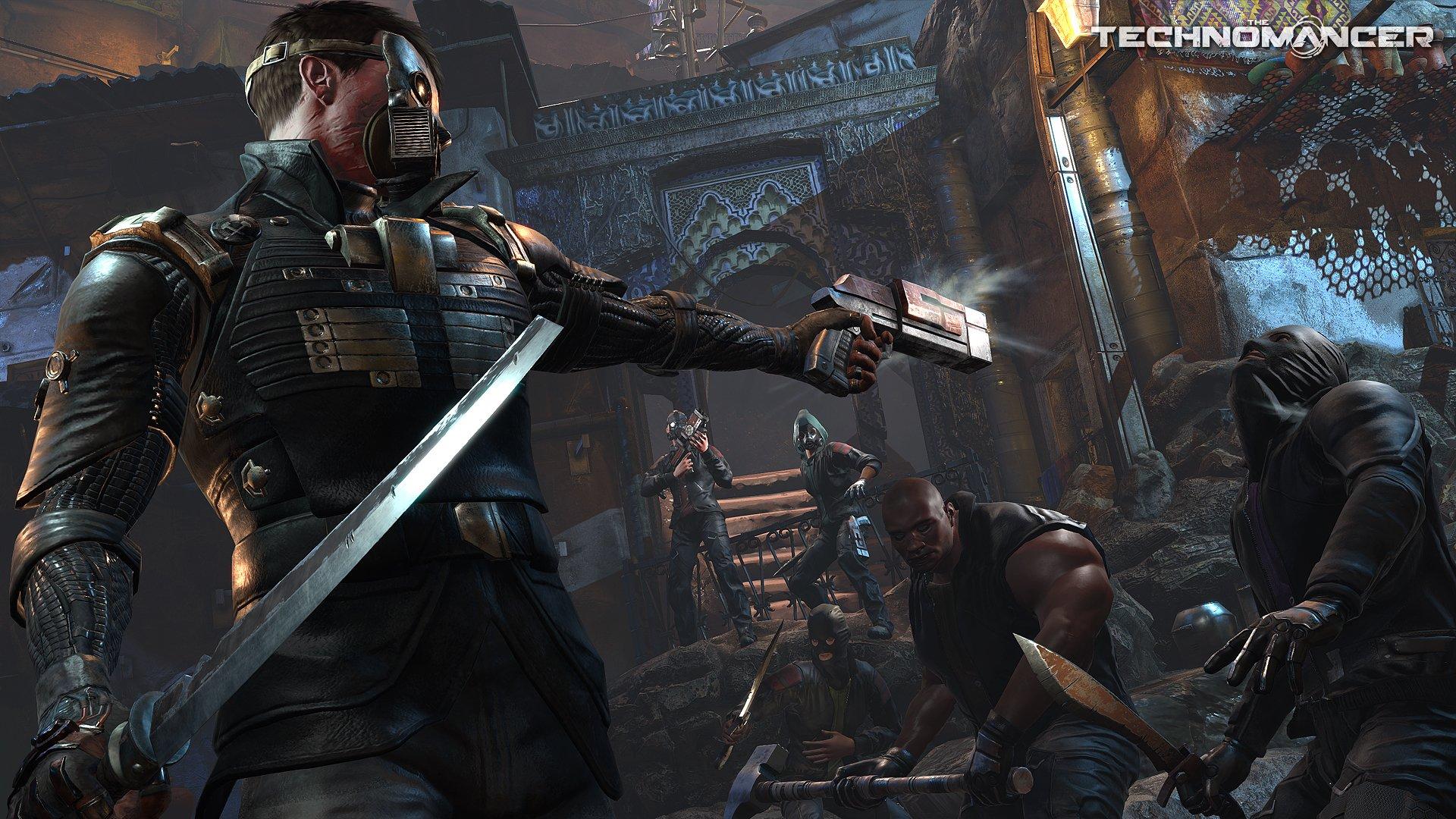 The Technomancer Screenshots ~ PS4, Xbox One & PC - Изображение 2