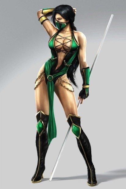 Арты по вселенной Mortal Kombat - Изображение 22