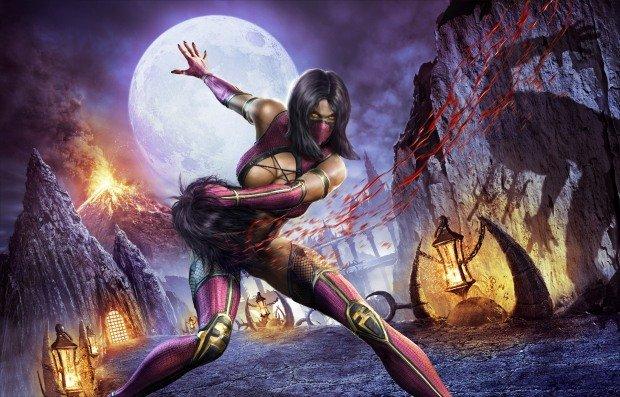 Арты по вселенной Mortal Kombat - Изображение 26
