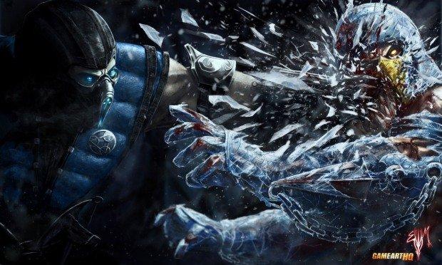 Арты по вселенной Mortal Kombat - Изображение 8