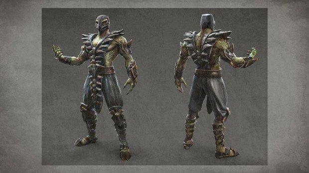 Арты по вселенной Mortal Kombat - Изображение 9