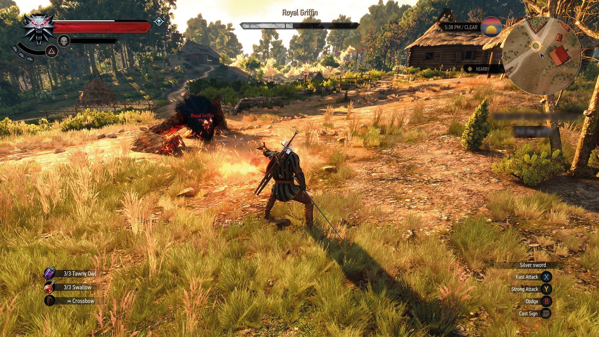 The Witcher 3: Wild Hunt. Новые факты.    • После завершения первого акта, мир становится открытым и мы поможем посе ... - Изображение 3