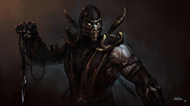 Арты по вселенной Mortal Kombat - Изображение 4