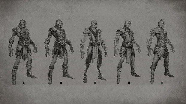 Арты по вселенной Mortal Kombat - Изображение 11