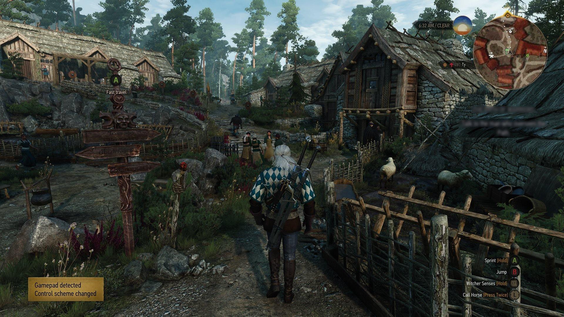 The Witcher 3: Wild Hunt. Новые факты.    • После завершения первого акта, мир становится открытым и мы поможем посе ... - Изображение 4