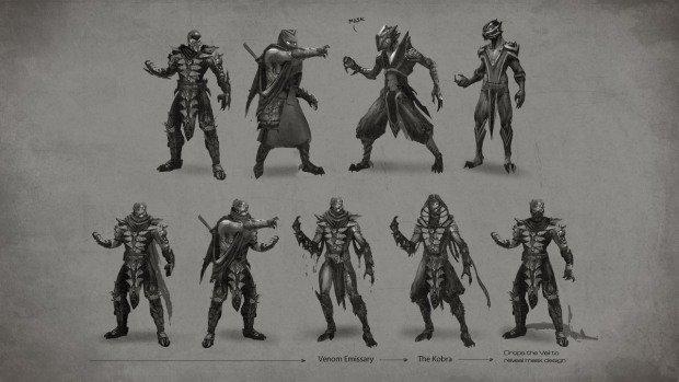 Арты по вселенной Mortal Kombat - Изображение 10