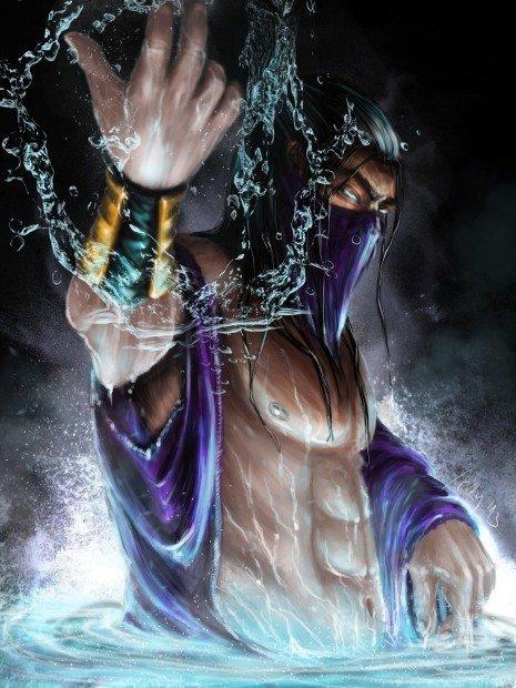 Арты по вселенной Mortal Kombat - Изображение 29