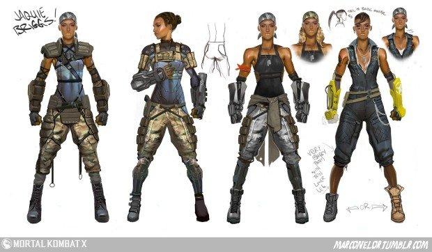 Арты по вселенной Mortal Kombat - Изображение 6