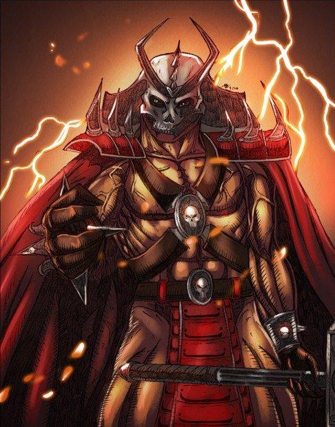 Арты по вселенной Mortal Kombat - Изображение 33