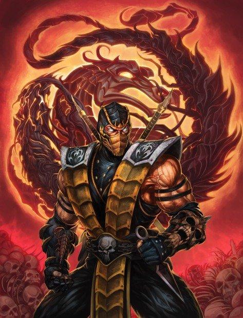 Арты по вселенной Mortal Kombat - Изображение 16