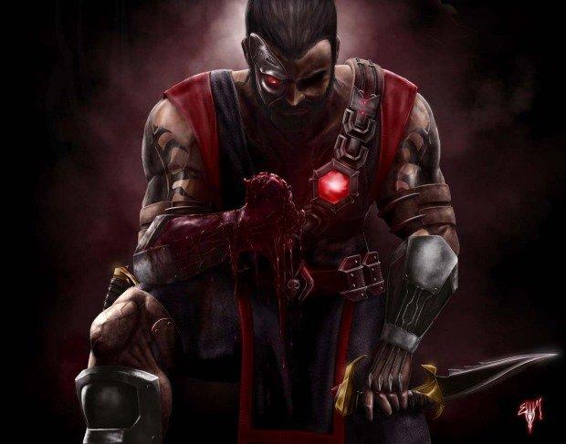 Арты по вселенной Mortal Kombat - Изображение 20