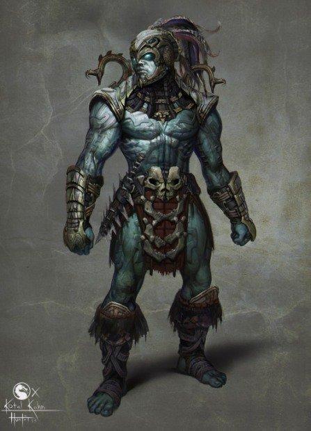 Арты по вселенной Mortal Kombat - Изображение 30