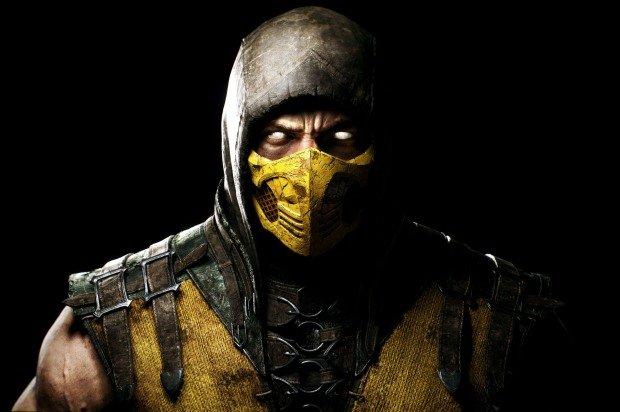Арты по вселенной Mortal Kombat - Изображение 1