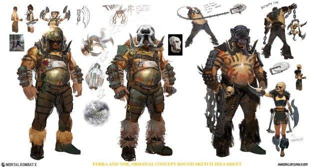 Арты по вселенной Mortal Kombat - Изображение 7