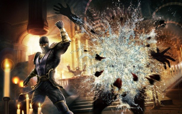 Арты по вселенной Mortal Kombat - Изображение 18