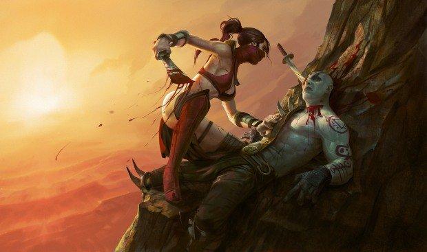 Арты по вселенной Mortal Kombat - Изображение 15
