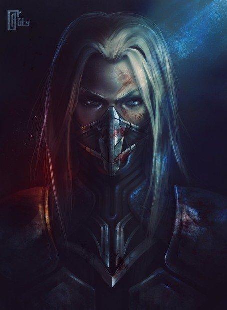 Арты по вселенной Mortal Kombat - Изображение 31