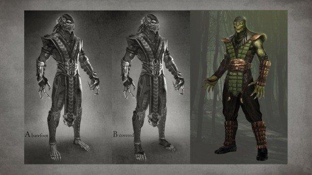 Арты по вселенной Mortal Kombat - Изображение 3