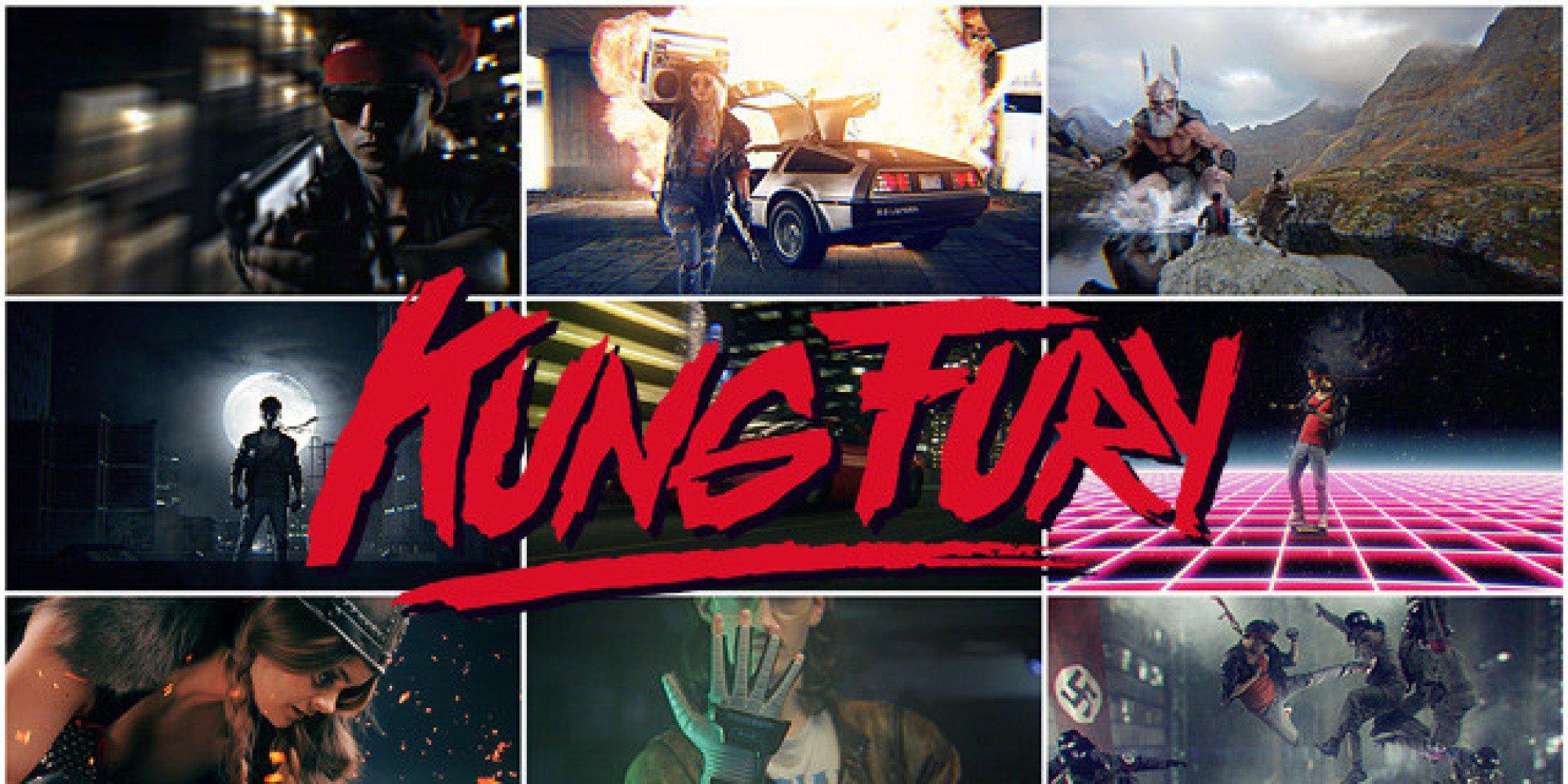 Мнение о Kung Fury (Гитлер, викинги с миниганом и путешествие в прошлое) - Изображение 2