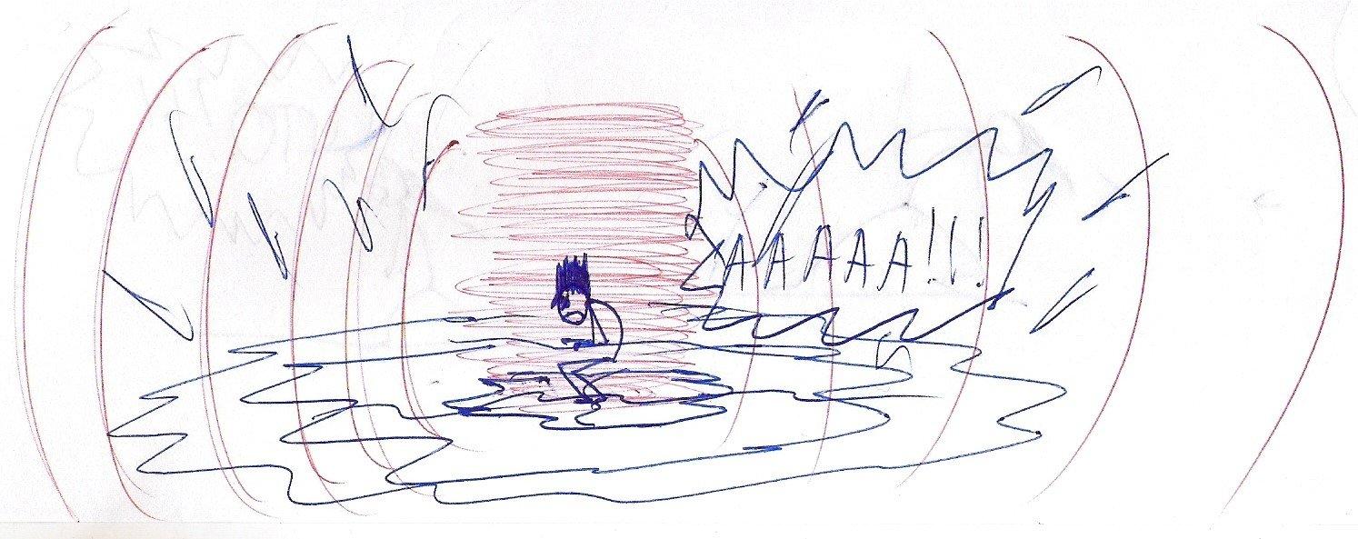 """Комикс """"Скрытая сила ярости!"""" Часть 2 - Изображение 7"""