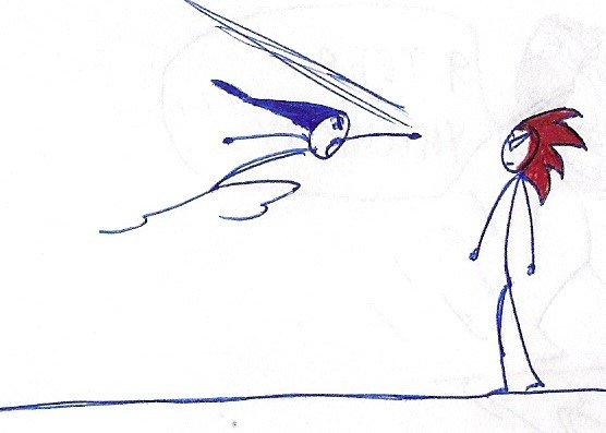"""Комикс """"Скрытая сила ярости!"""" Часть 2 - Изображение 27"""