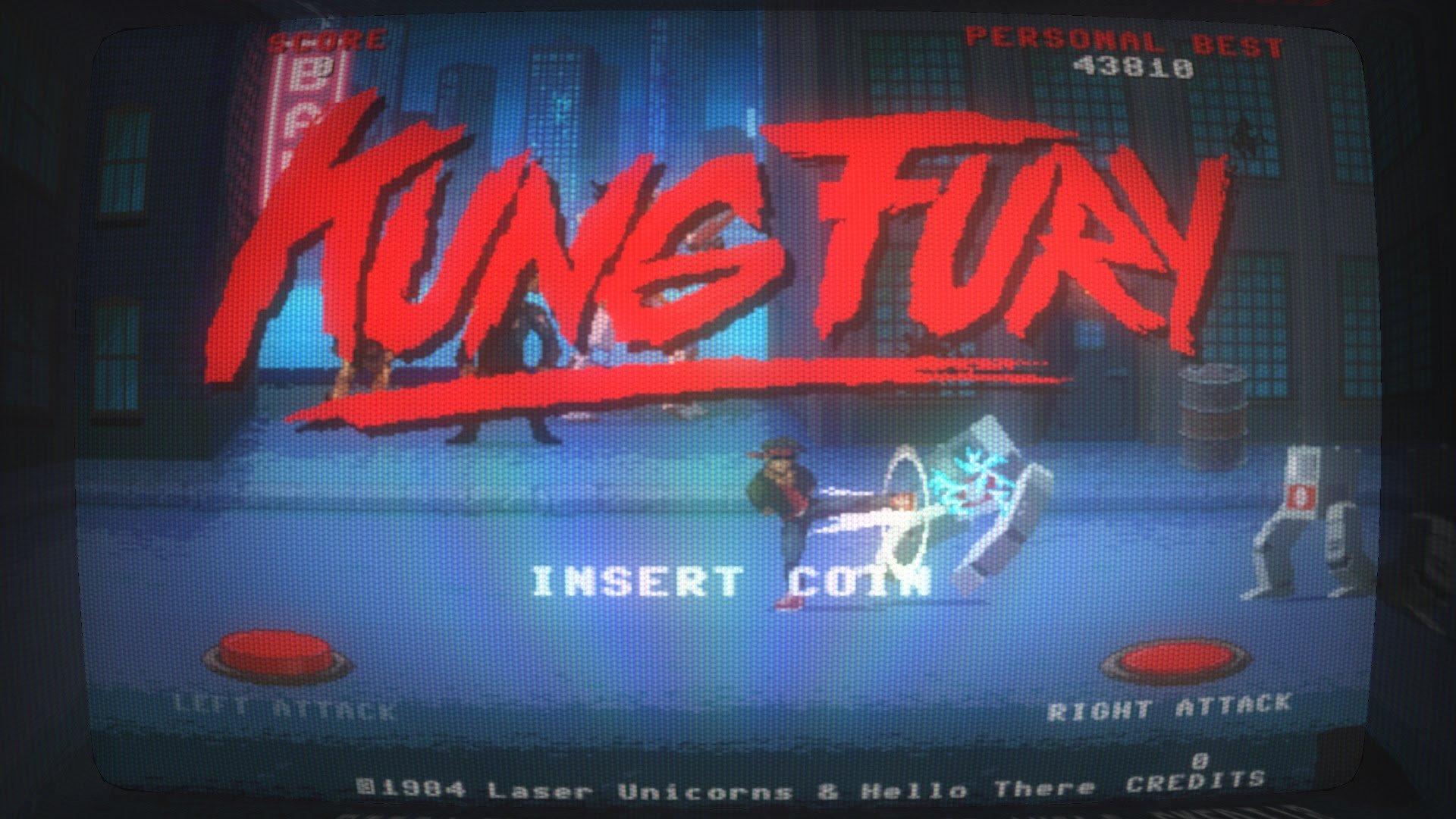 Мнение о Kung Fury (Гитлер, викинги с миниганом и путешествие в прошлое) - Изображение 4