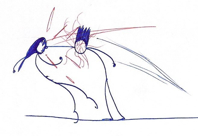 """Комикс """"Скрытая сила ярости!"""" Часть 2 - Изображение 3"""