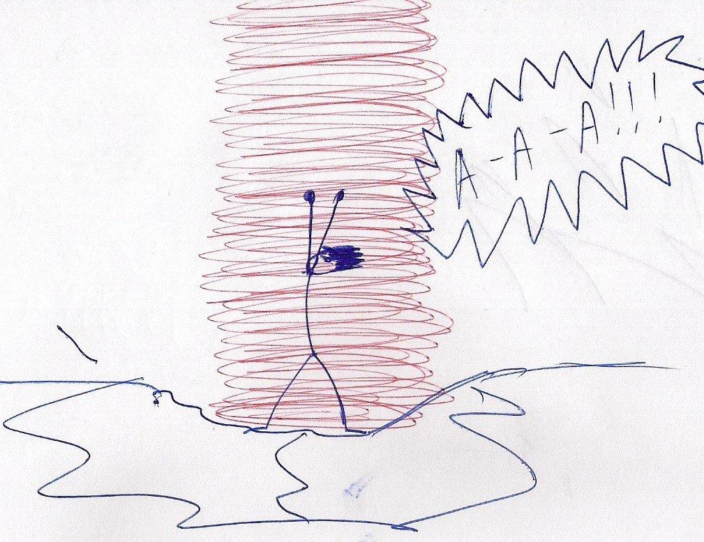 """Комикс """"Скрытая сила ярости!"""" Часть 2 - Изображение 8"""