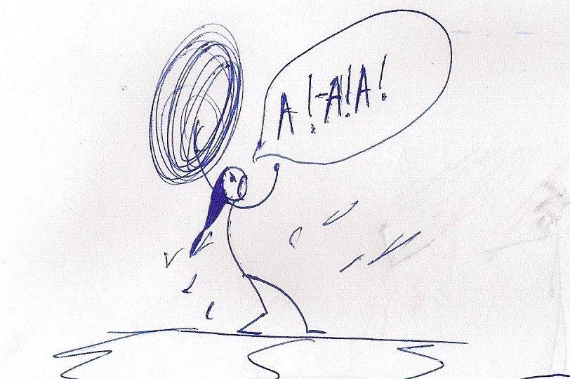"""Комикс """"Скрытая сила ярости!"""" Часть 2 - Изображение 23"""