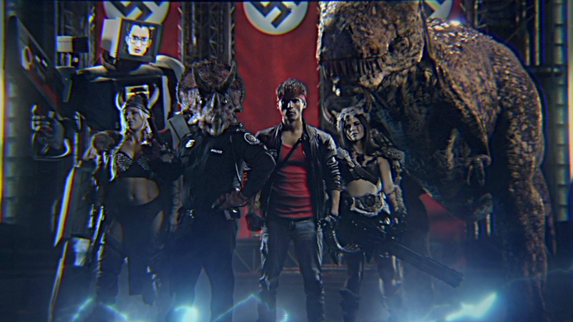 Мнение о Kung Fury (Гитлер, викинги с миниганом и путешествие в прошлое) - Изображение 1