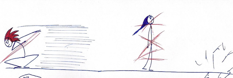"""Комикс """"Скрытая сила ярости!"""" Часть 2 - Изображение 31"""