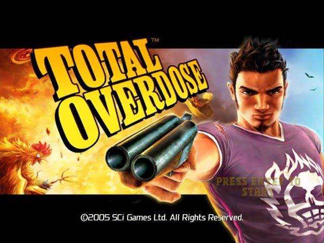 Total Overdose. На кончиках воспоминаний - Изображение 1