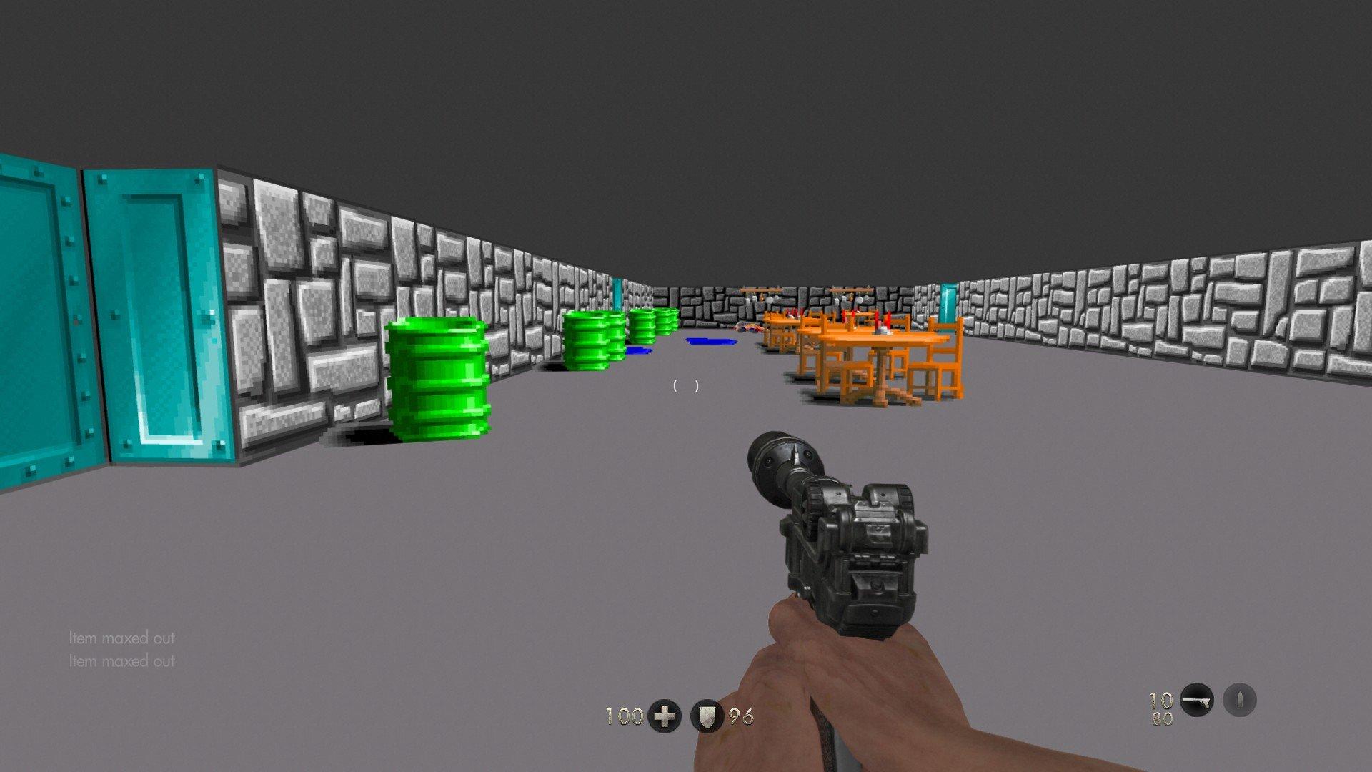 [PC] Обзор Wolfenstein: The Old Blood - Изображение 7