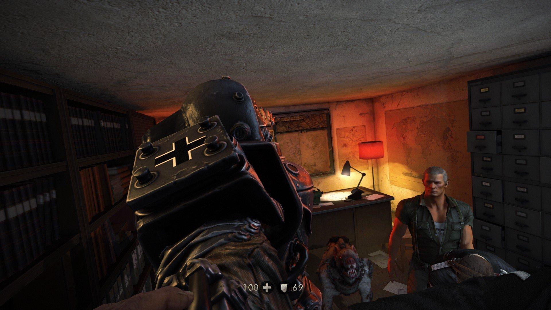 [PC] Обзор Wolfenstein: The Old Blood - Изображение 4