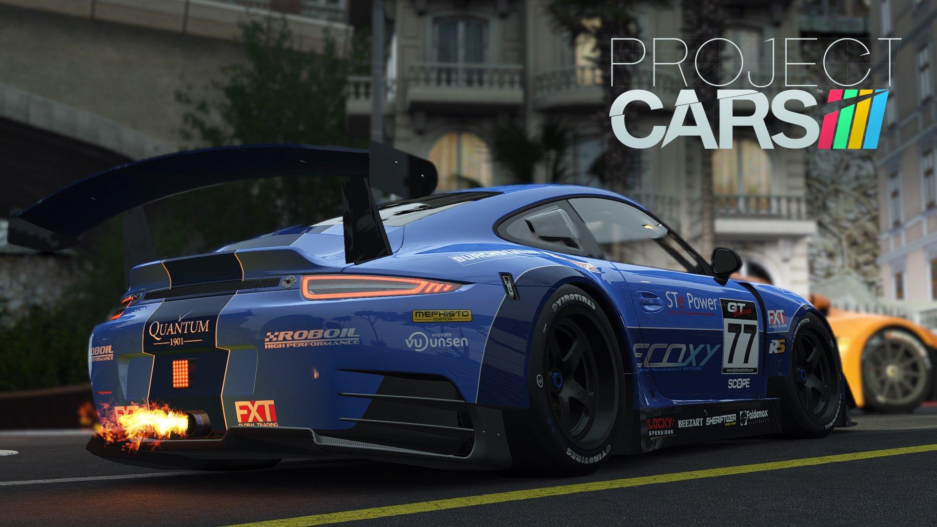 [ Project CARS ] обзор, мнение, первый взгляд - не конкурент Gran Turismo 6 [ Logitech G27]  - Изображение 1
