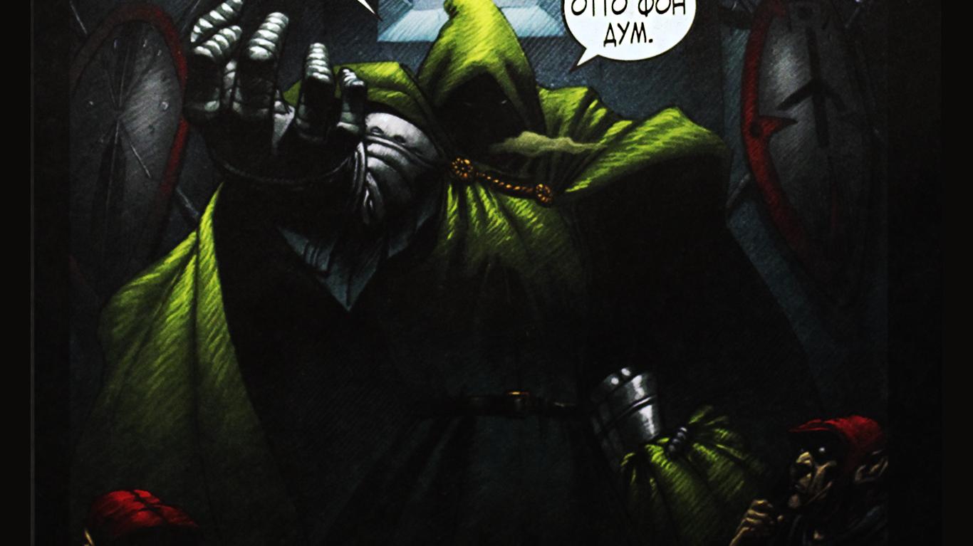 """Топ 12 злодеев серии комиксов """"Marvel 1602"""". Часть 2. [Spoiler alert] - Изображение 11"""