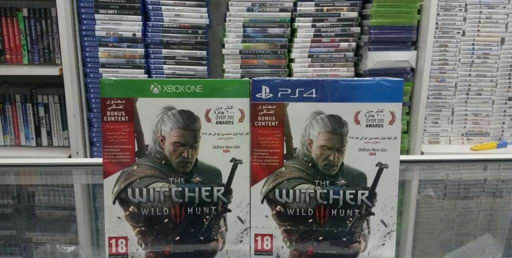 В ОАЭ начались продажи The Witcher 3 за неделю раньше релиза.  - Изображение 1
